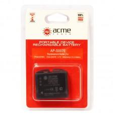 Аккумулятор AcmePower AP-CGA-S007E / CGR-S007E