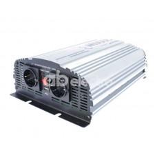 Автомобильный инвертор (преобразователь напряжения) 12В -> 220В, модифицированная синусоида Relato MS2000/12V