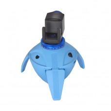 Панорамная головка для GoPro c пультом управления Jmary PC-100 Blue