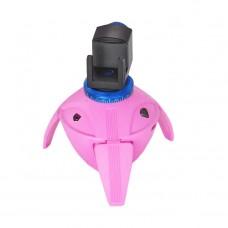 Панорамная головка для GoPro c пультом управления Jmary PC-100 Pink