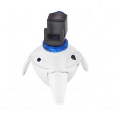 Панорамная головка для GoPro c пультом управления Jmary PC-100 White