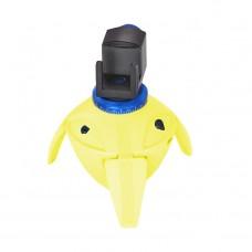 Панорамная головка для GoPro c пультом управления Jmary PC-100 Yellow