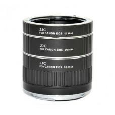 Комплект макроколец JJC AET-CS Macro Extension Tube Set for Canon