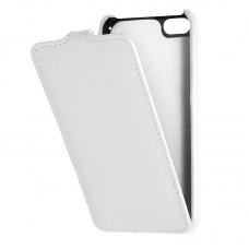 Кожаный чехол для iPhone 5C Armor Case (Белый)