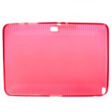 Силиконовый чехол для Samsung Galaxy Note 10.1 N8000 (розовый)