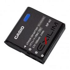 Аккумулятор CASIO NP-40 / NP-40DBA / NP-40DCA