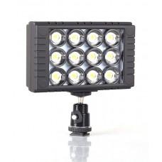 Накамерный свет Pro Video Light Led W12