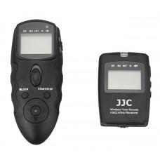 Универсальный пульт дистанционного управления для фотоаппарата JJC WT-868 для Canon / Nikon / Olympus Pen / Panasonic Lumix / Fujifilm Finepix