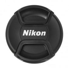 Крышка Fujimi 52mm для объектива Nikon (Lens Cap LC-52)