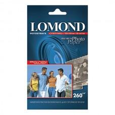 Фотобумага глянцевая Lomond Super Glossy Bright 260 г/м2, A6, 20 л (1103102)