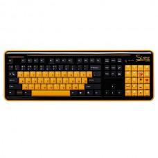 Клавиатура CBR S18 Black