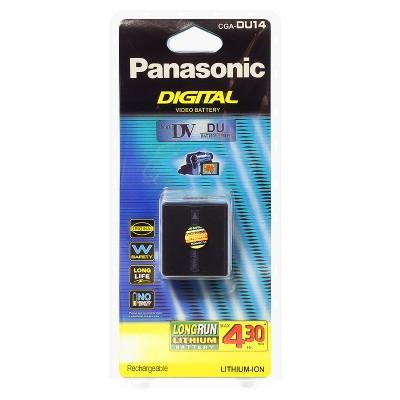 Аккумулятор Panasonic CGR-DU12 / CGA-DU12 / CGR-DU14 / CGA-DU14