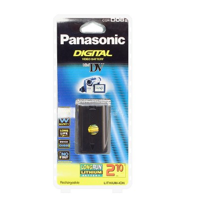 Аккумулятор (БАТАРЕЯ) Panasonic VSB0418/ CGR-D120 / CGA-D120 / CGP-D120 / CGR-D08R