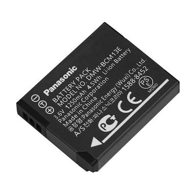 Аккумулятор PANASONIC DMW-BCM13E / DMW-BCM13 для DMC-LZ40, DMC-TS5, DMC-FT5, DMC-ZS30, DMC-ZS27, DMC
