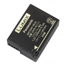 Аккумулятор Panasonic DMW-BLC12E / BP-BC12 для Lumix DMC-FZ1000, DMC-FZ200, DMC-FZ300, DMC-G6, DMC-G5, DMC-GH2, DMC-GH2S, DMC-GX8, DMC-G7K