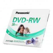 Диск Panasonic mini DVD-RW 1,4Gb (30 min)(LM-RW30E)