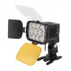 Накамерный свет Professional Video Light LED-VL012