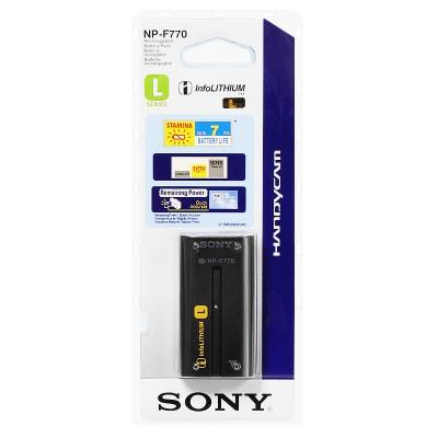 Аккумулятор SONY NP-F730 / NP-F750 / NP-F770