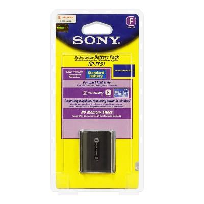 Аккумулятор SONY NP-FF51
