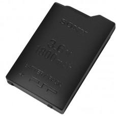 Аккумуляторная батарея (АКБ) для игровой приставки Sony PSP-1000, PSP-1008 Sony PSP-110, 1800mAh
