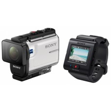 Экшн-камера Sony HDR-AS300R (аквабокс + пульт)