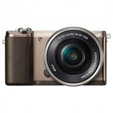 Цифровой фотоаппарат Sony ILCE-5100K 16-50 Kit Brown