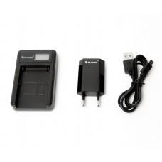 Зарядное устройство Fujimi FJ-UNC-NP95 + адаптер питания USB