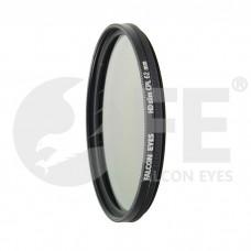 Светофильтр поляризационный Falcon Eyes HD Slim CPL 62 mm