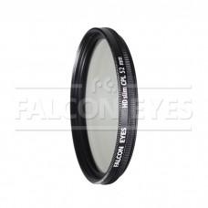 Светофильтр поляризационный Falcon Eyes HD Slim CPL 52 mm
