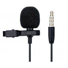 Петличный микрофон JJC SGM-28 для смартфонов и планшетов