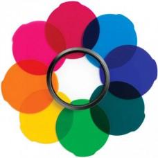 Цветные гелевые фильтры Manfrotto MLFILTERCOL