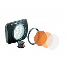 Накамерный свет Manfrotto MLUMIEART-BK