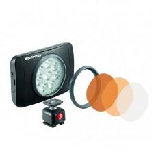 Накамерный свет Manfrotto MLUMIEMU-BK