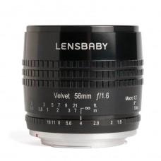Объектив Lensbaby Velvet 56mm Fujifilm X
