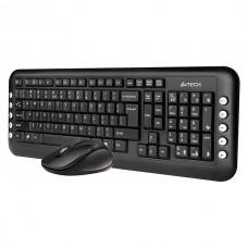 Клавиатура + мышь A4Tech 7200N