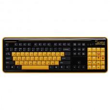 Клавиатура CBR Simple S8 Black