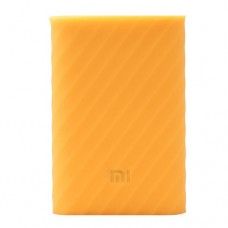 Чехол для Xiaomi Mi Power Bank 10000 оранжевый