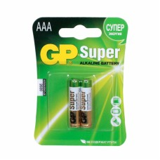 Батарейка GP Super Alkaline 24A-CR2 ААА 2шт