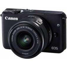 Фотоаппарат со сменной оптикой Canon EOS M10 Kit 15-45mm IS STM (черный)