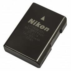Аккумулятор Nikon EN-EL14 ДЛЯ D3100, D3200, D3300, D5100, D5200, D5300, P7000, P7100, P7700, P7800.