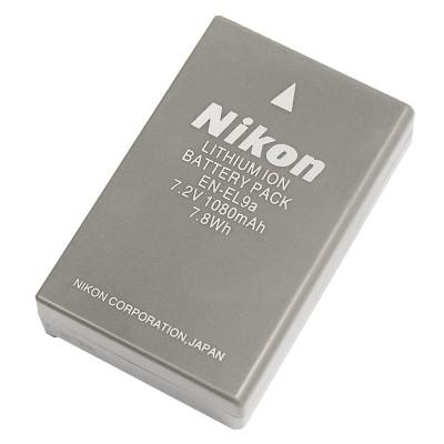 Аккумулятор Nikon EN-EL9a для D3000, D5000, D40, D40x, D60