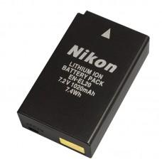Аккумулятор Nikon EN-EL20/EN-EL20a для Nikon 1 AW1, 1 J1, 1 J2, 1 J3, 1 S1, COOLPIX A, Blackmagic Pocket Cinema Camera