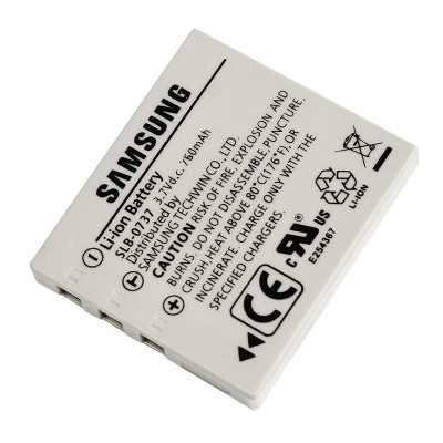 Аккумулятор Samsung SLB-0737