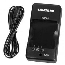 Зарядное устройство Samsung SBCL5 / SBC-L5 ДЛЯ SLB-0837 / L50, L60, L67, L73 , L700, L80, i6 PMP, i7