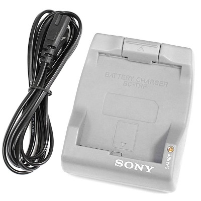 Зарядное устройство SONY BC-TRF ДЛЯ NP-FF50, NP-FF51, NP-FF51S, NP-FF70, NP-FF71, NP-FF71S