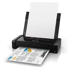 Принтер струйный Epson WorkForce WF-100W
