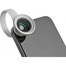 Объектив для смартфона Defender Lens 2 in 1 макро + широкий угол
