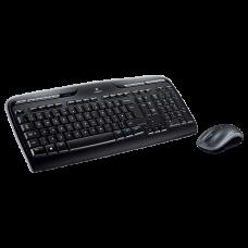 Комплект клавиатура + мышь Logitech Wireless Combo MK330