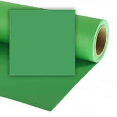 Фон бумажный Colorama LL CO533, 1.35x11 м (ChromaGreen)