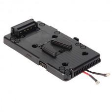Площадка GreenBean Plate V-mount для аккумуляторов Sony